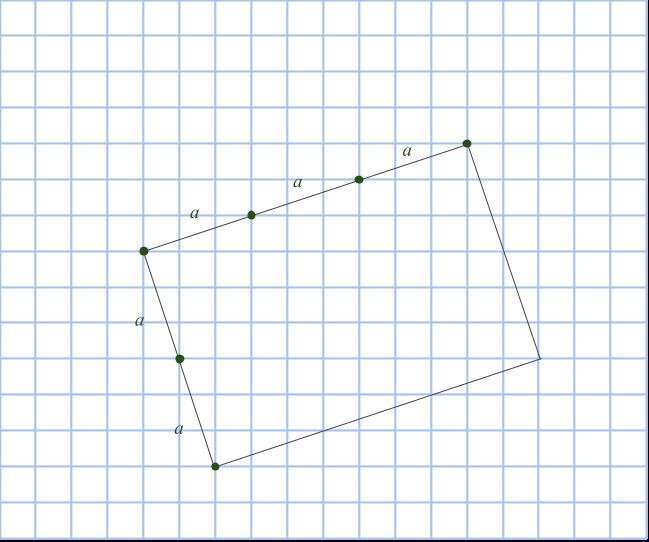rektangel med heltalskoordinater