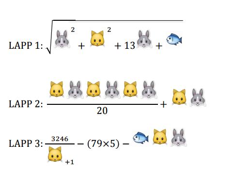 Matematik i Genikampen – första avsnittet
