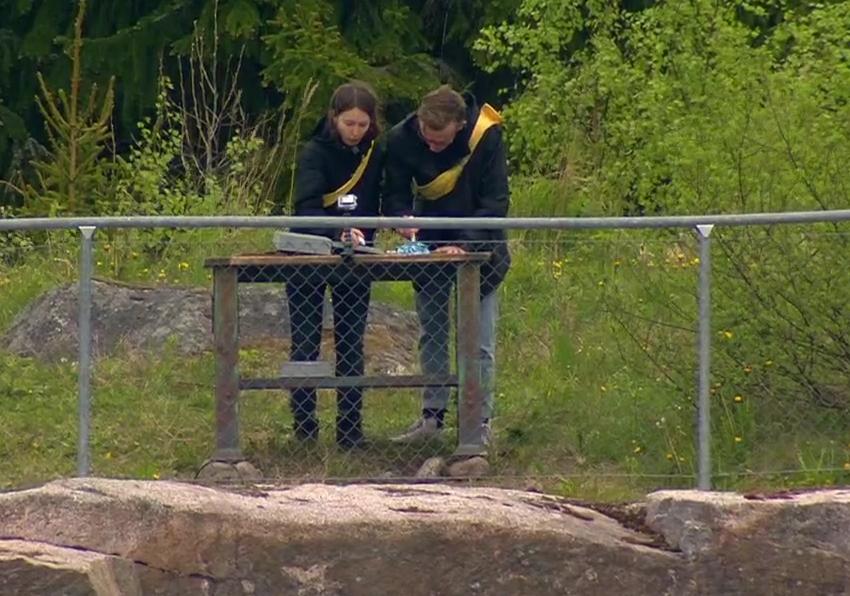 Foto: SVT/Genikampen